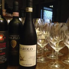 ワインリスト~Lista dei vini ~